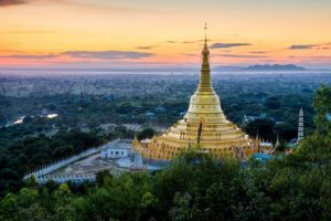 Du Lịch Mianmar – Xứ sở Chùa Vàng