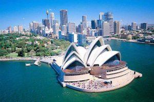 Du lịch Úc – Sydney – Melbourne
