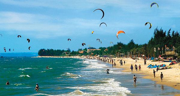 Sài Gòn – Tà Cú – Mũi Né – Đồi Cát Bay