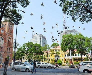 Sài Gòn – Củ Chi – Mỹ Tho – Cần Thơ – Phú Quốc