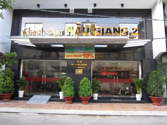 Hậu Giang Hotel