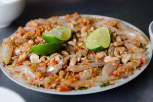 Gỏi Cá Mai Phú Quốc món ăn một lần nhớ mãi