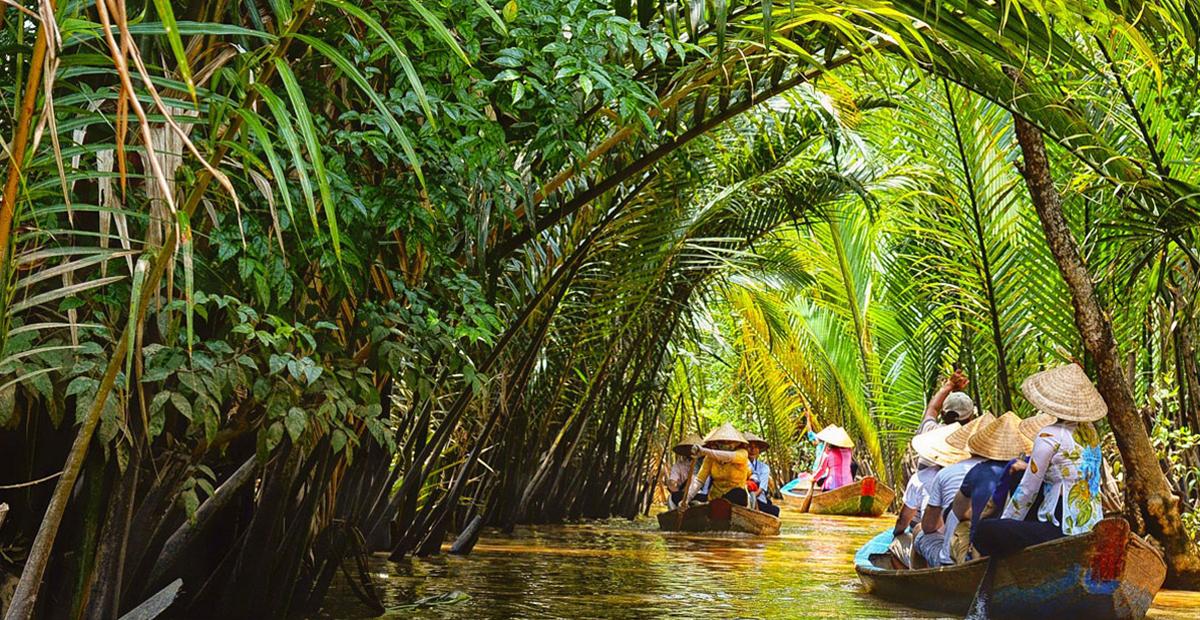 Kinh nghiệm du lịch cù lao Thới Sơn * Du lịch TNBTravel