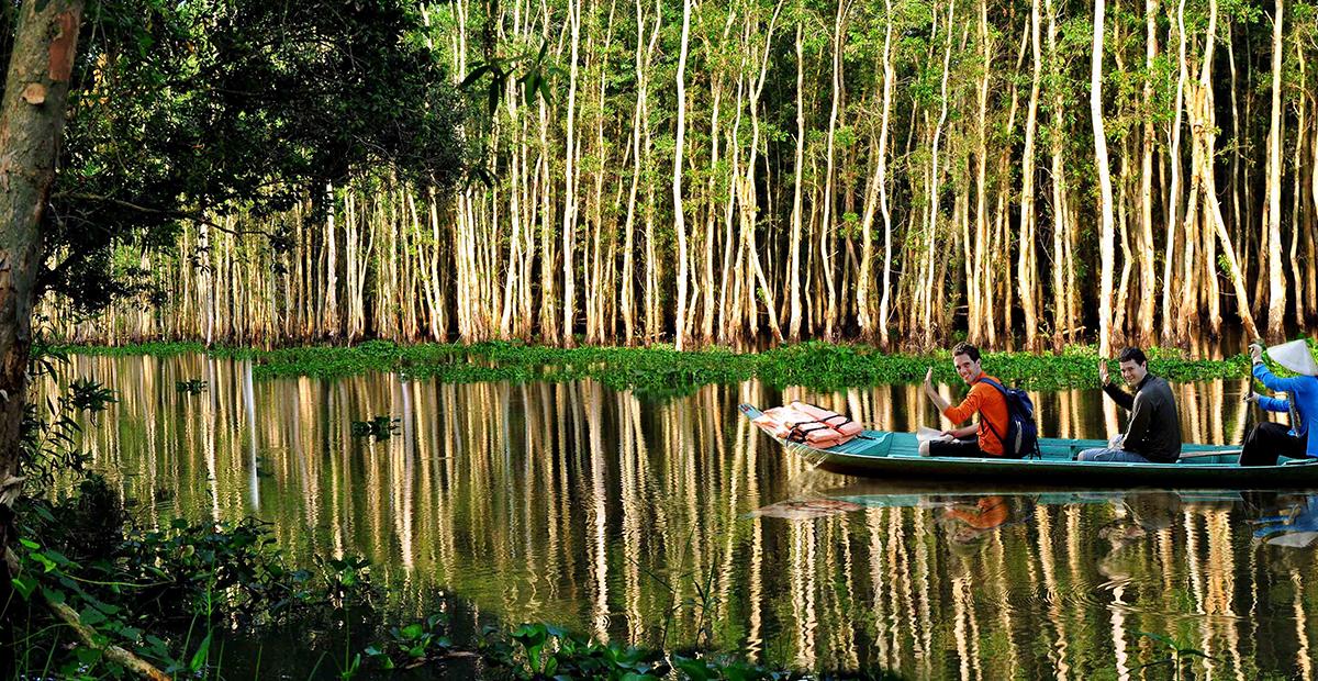 Khu du lịch sinh thái Xẻo Quýt