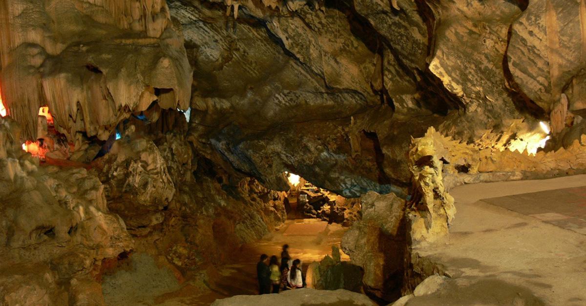 Động Cốc San - điểm đến thú vị, hấp dẫn khách du lịch hàng năm